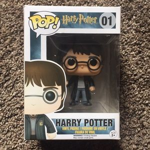 Harry Potter Funko pop 01